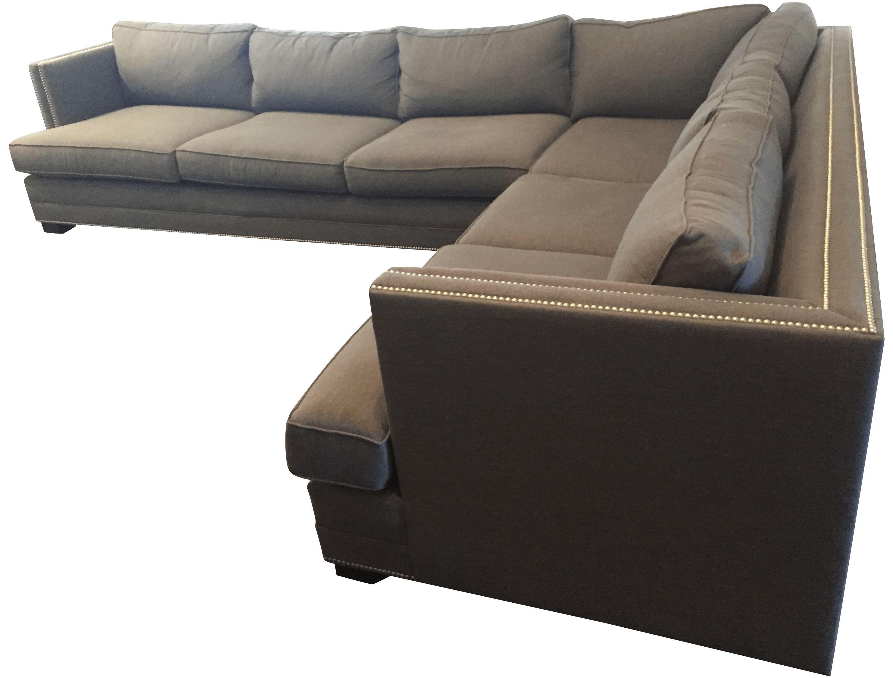 mitchell gold sectional sofa extra large sofas with chaise 43 bob williams keaton chairish