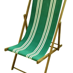 Antique Beach Chair Swivel Desk Chairs Uk Vintage Wood And Canvas Folding Deck Chairish