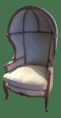 Restoration Hardware Versailles Dome Chair | Chairish