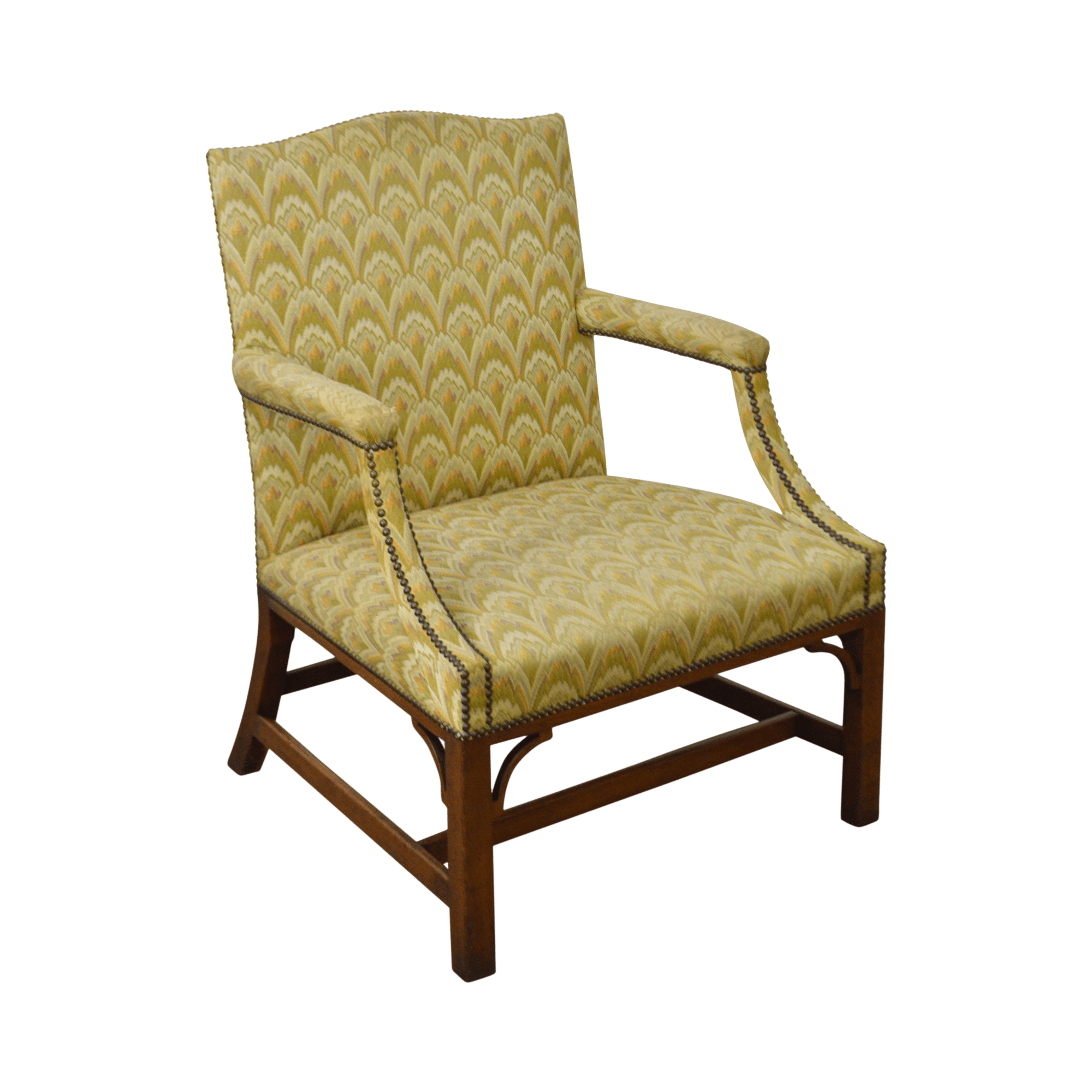 chippendale rocking chair how to make a bean bag out of old clothes kittinger colonial williamsburg george ii