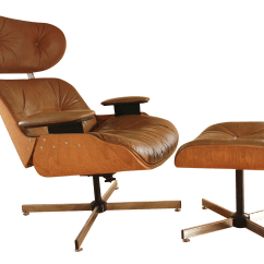 Selig Eames Chair Plastic Kid Chairs Style And Ottoman 1975 Chairish