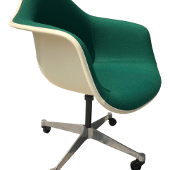 Herman Miller Rolling Office Chair Cheap Reception Chairs For Sale Eames Shell Chairish