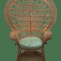 Rattan Peacock Chair Baby Outdoor Chairish