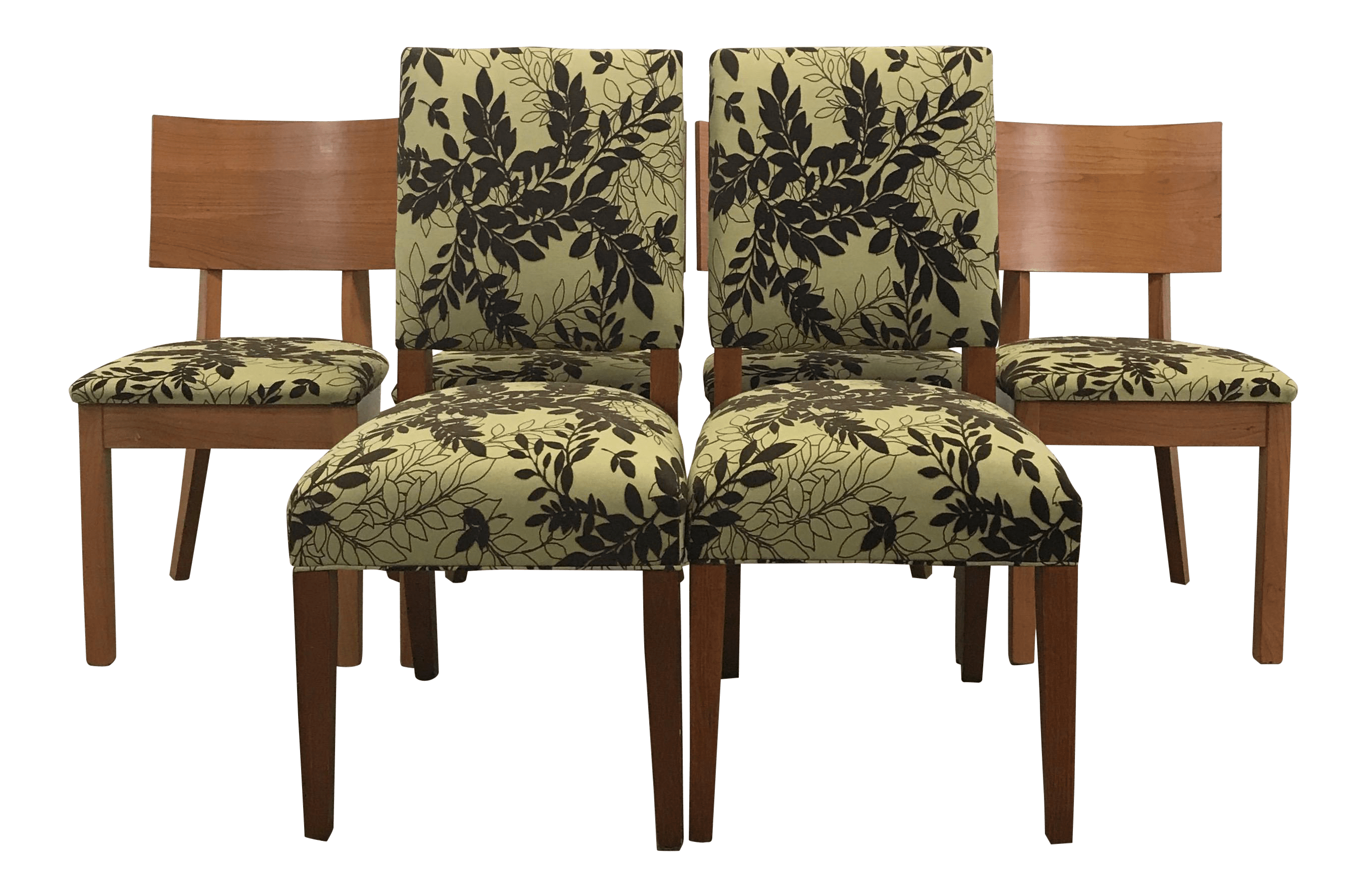 Arhaus Dining Chairs Arhaus Modern Traditional Dining Chairs Set Of Chairish