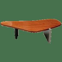 Saporiti Free-Form Coffee Table   Chairish