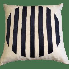 Navy Sofa Beige Walls Jane Sofair Psychiatrist And Pillow Cover Chairish