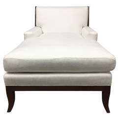 Hickory Chair Co Bedroom Target Company Curtis Chaise Chairish