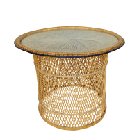 Awesome Wicker Round Coffee Table - sarjaopas.com ...