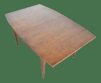 Mid-Century Modern Broyhill Walnut Dining Table | Chairish