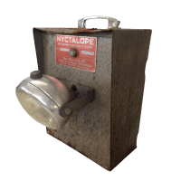 Industrial Security Lamp | Chairish
