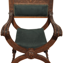 Sofa Frames For Upholstery And Bed Factory Antique 1700s Italian Savonarola Chair | Chairish