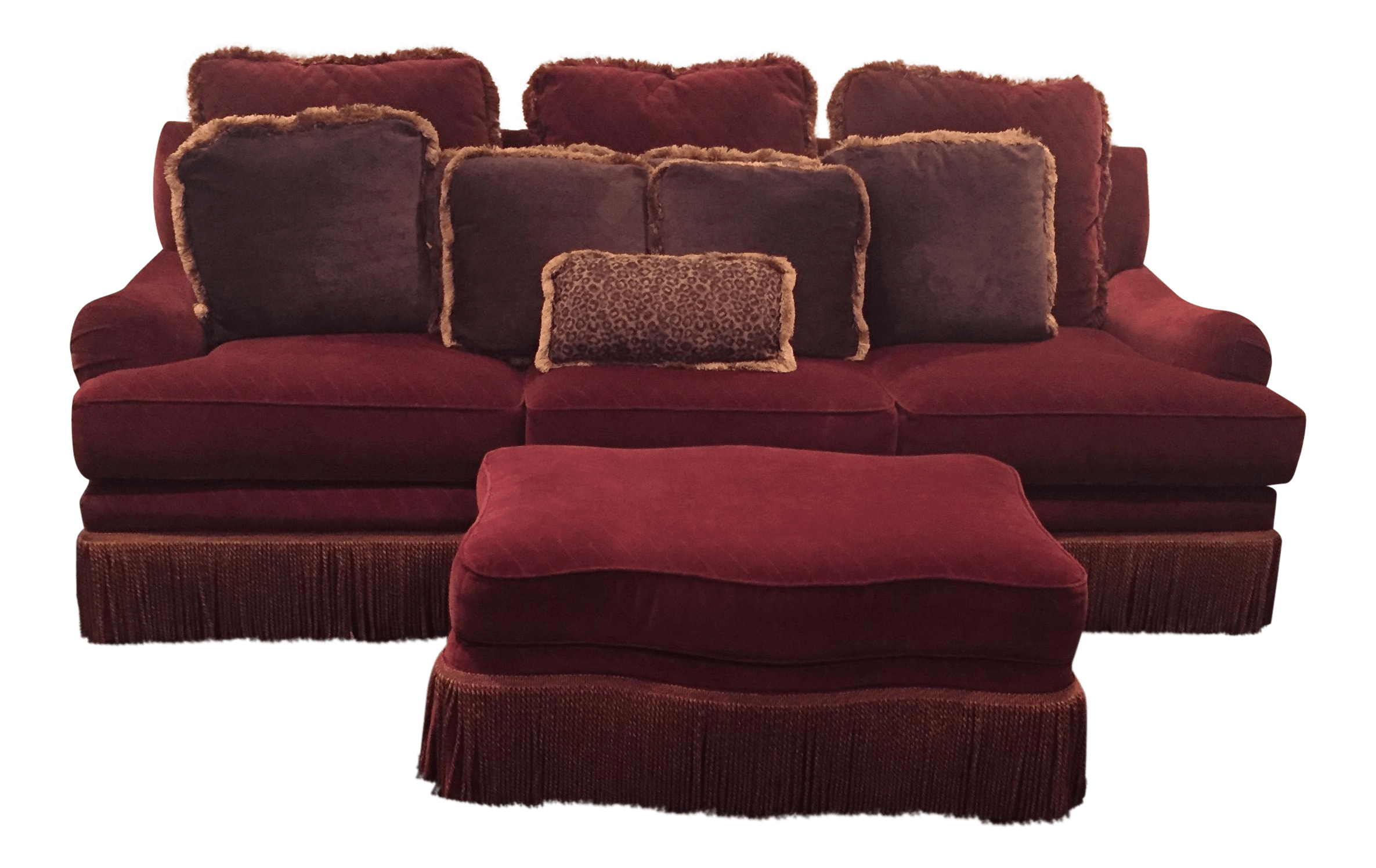 taylor king sofas how to fix small hole in leather sofa theatre chairish