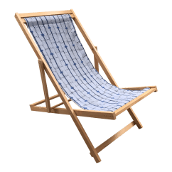 Folding Sling Chair Canada Oxo Seedling High Cover With African Textile Chairish