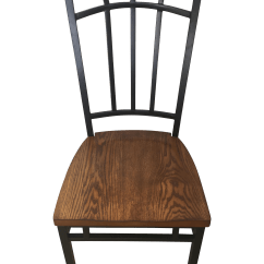 Industrial Dining Chair Revolving Manufacturers In Coimbatore Rustic Chairs Pair Chairish