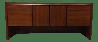 Kimball Mid-Century Office Credenza | Chairish