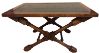 Nautical Cocktail Table | Chairish