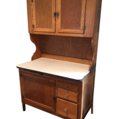 Chair Design Within Reach Dining Room Chairs White Leather 1930s Antique Hoosier Kitchen Cabinet | Chairish