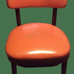 Shelby Williams Chairs Chair Cover Hire Hemel Hempstead Vintage Retro Orange Side Chairish