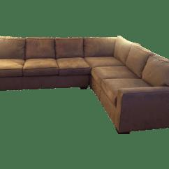 Mitc Gold And Bob Williams Sofa Office Furniture Mitchell 43 Sectional Chairish