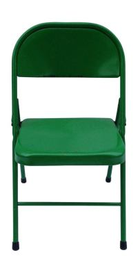 Mid-Century Kelly Green Chair | Chairish