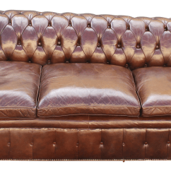 Drummond Grand Leather Sofa Pictures Of Modern Sectional Sofas Vintage Chesterfield Style Chairish