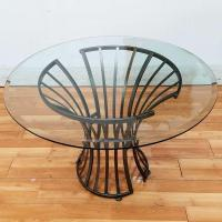 Mid Century Metal Patio Set by Shaver Howard Furniture ...
