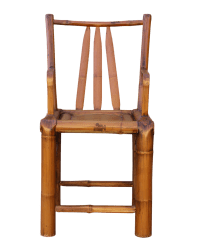 Traditional Chinese Zen Style Bamboo Reclining Chair ...