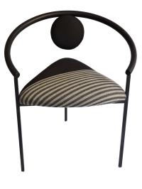 Memphis Design Style Chairs - A Pair | Chairish