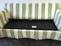 Braxton Culler Upholstered Sleeper Sofa | Chairish