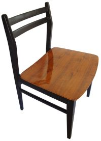Danish Modern Game Table Set   Chairish