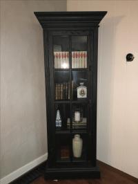 Restoration Hardware Cabinet | Chairish