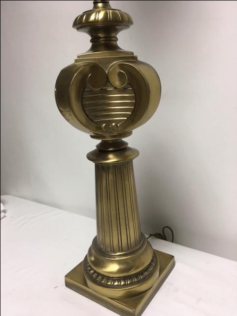 Stiffel Hollywood Regency Table Lamp