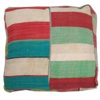 Moroccan Sitting Cushion Floor Pillow | Chairish