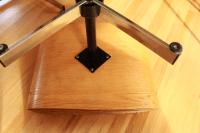 Eames Style Selig Chair & Ottoman, 1975 | Chairish