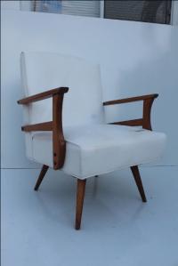 Paoli Platform Rocking Danish Modern Chair | Chairish