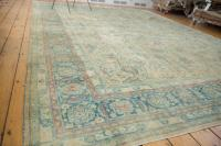 "Vintage Persian Meshed Carpet - 9'11"" X 13' 