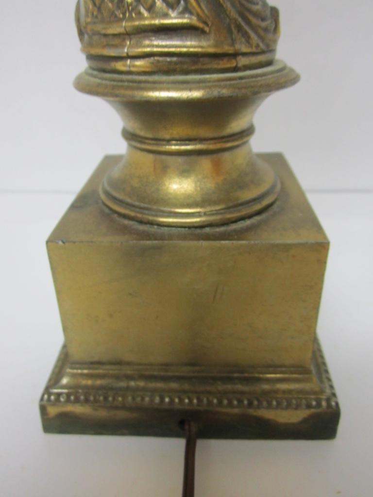 Vintage Cherub Angel Table Lamp