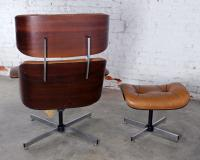 Mid-Century Modern Plycraft Eames-Style Lounge Chair ...