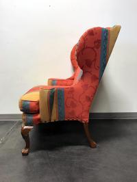 Century Furniture Co Oversized Wingback Chair | Chairish