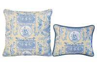 Designer Laura Ashley Cosmopolitan Feather/Down Pillows ...