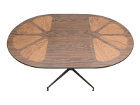 Brody Mid-Century Kitchen Dining Table | Chairish