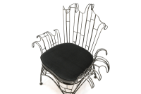Organic Baroque Chair by Tony Duquette | Chairish