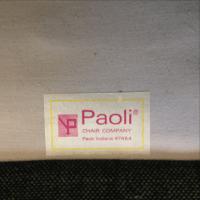 Mid-Century Rocking Lounge Chairs by Paoli - Pair | Chairish