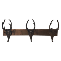 Deer Antler Coat Rack | Chairish