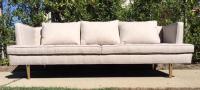 Mid-Century Style Custom Sofa | Chairish