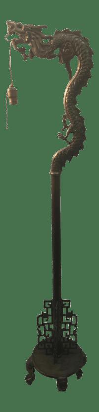 Vintage & Used Floor Lamps | Chairish