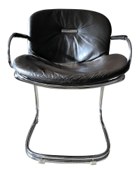 Vintage & Used Industrial Side Chairs | Chairish
