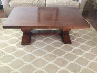 Restoration Hardware Coffee Table