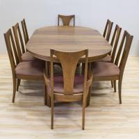 Broyhill Brasilia Mid-Century Dining Set | Chairish