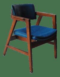Gunlocke Mid-Century Modern Eames Style Chair | Chairish